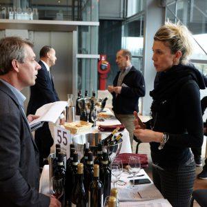 Borsa Vini 2016 Ð Italian wines in Het Muziekgebouw, Amsterdam (Photo and Copyright © Hans Hijmering, hanshij@xs4all.nl)